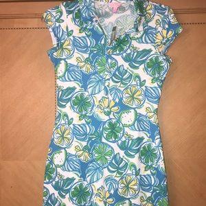 NWT Lilly Pulitzer Rayna Polo Dress